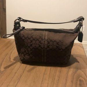 Small Coach purse. Like new!